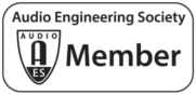 logo Audio Engineering Society